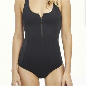 NWT Fabletics Rialto Bodysuit Swimsuit